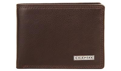 Chiemsee Geldbörse, Kreditkartenfächer kaufen