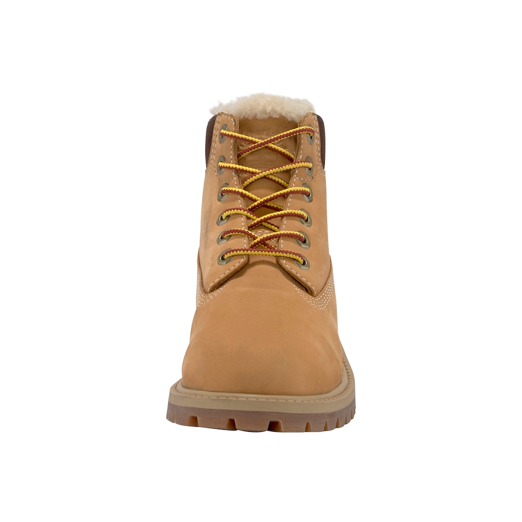 Timberland Schnürboots »6 In PrmWPShearling Lined«