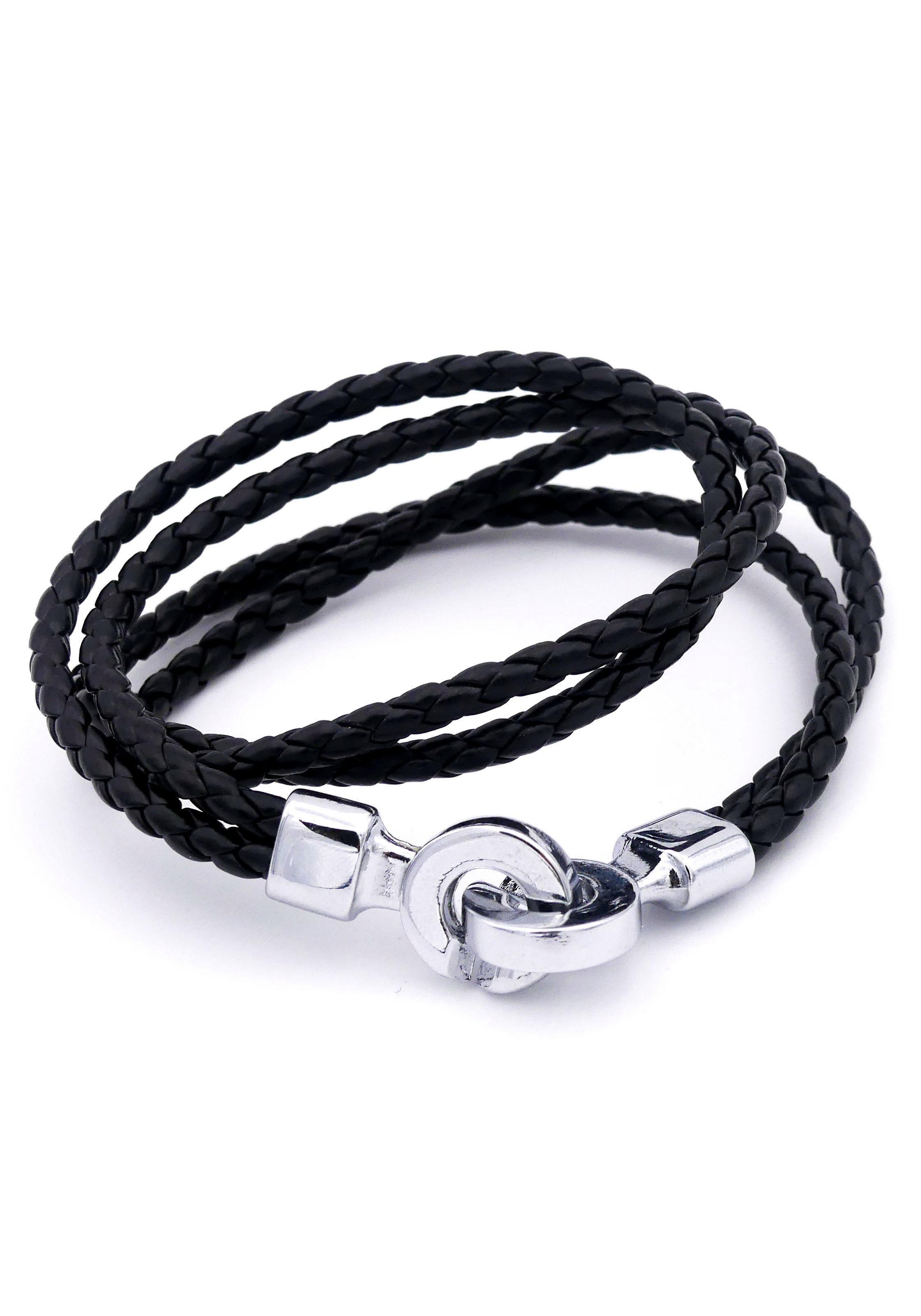 J.Jayz Armband zum Wickeln, geflochten günstig online kaufen