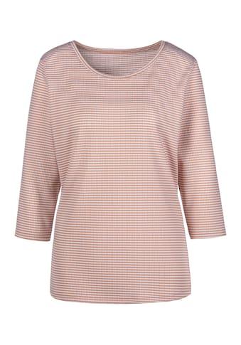 Vivance 3/4-Arm-Shirt, aus 2-farbiger Jerseyqualität kaufen