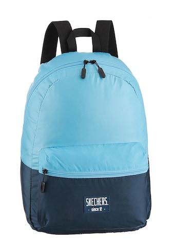 Skechers Cityrucksack, mit Reißverschluss-Innenfach kaufen