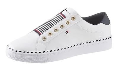TOMMY HILFIGER Sneaker »TOMMY ELASTIC CITY SNEAKER« kaufen