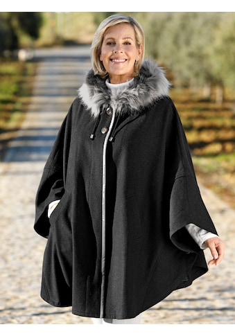 m. collection Poncho, in Ponchoform kaufen