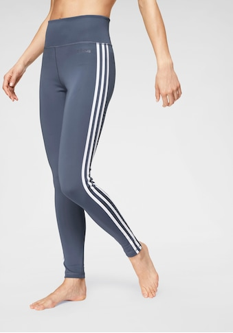 adidas Performance Funktionstights »DESIGNED TO MOVE 3 STRIPES HIGH RISE« kaufen