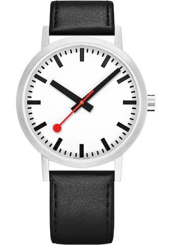 MONDAINE Schweizer Uhr »Classic Pure, A660.30360.16OM« kaufen