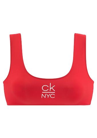 Calvin Klein Bustier - Bikini - Top kaufen