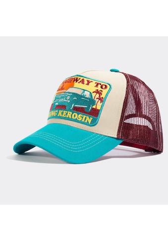 KingKerosin Trucker Cap »Highway to LA«, mit coolem Retro-Patch kaufen