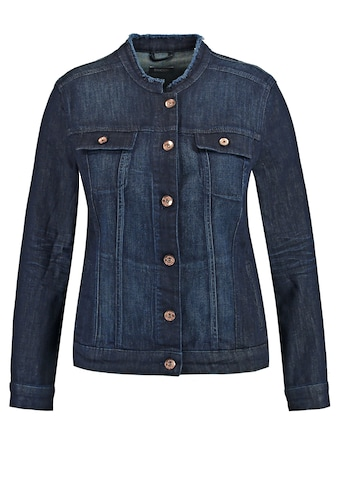 Samoon Jeansjacke »Jeansjacke« kaufen