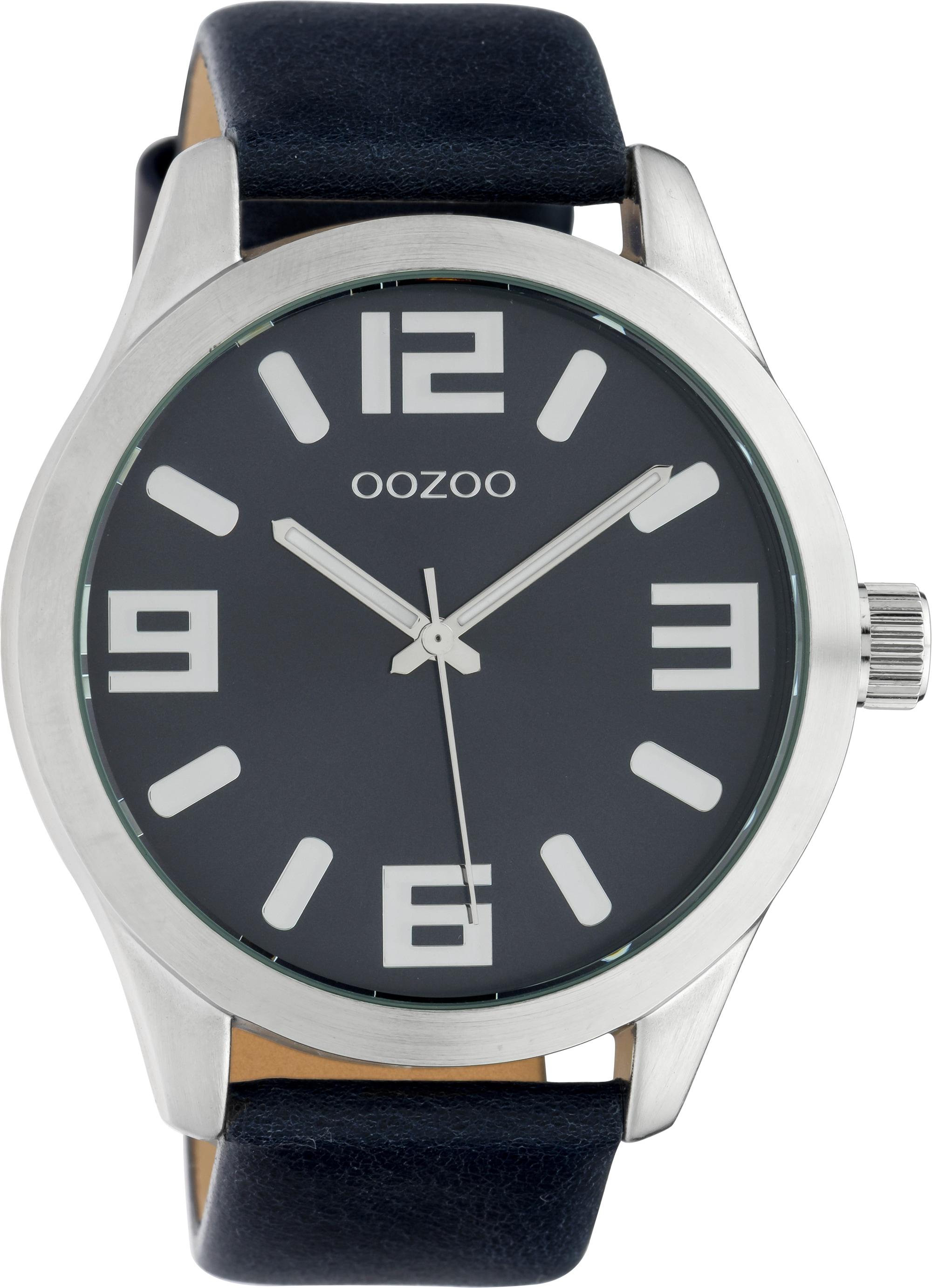 oozoo quarzuhr c10236 Stilvolle Damenarmbanduhr Exh45