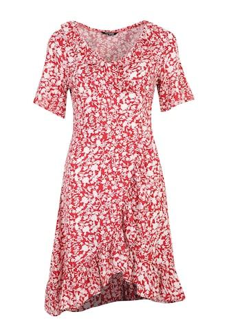 TOP SECRET Sommerkleid mit filigranem Allover-Print kaufen