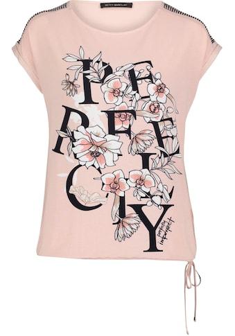 Betty Barclay Rundhalsshirt, mit Frontprint - NEUE KOLLEKTION kaufen