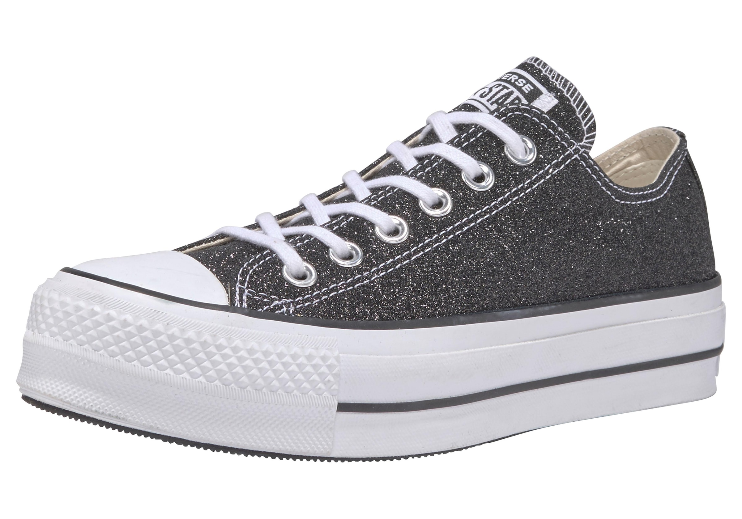 Converse Plateausneaker »Chuck Taylor All Star Lift Ox Spark Pack«