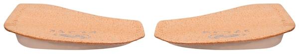 Fußgut Und X beinen Medizinprodukt Korrekturhilfe Braun Bei Paar O Fersenpolster packung 2 rHqtIr