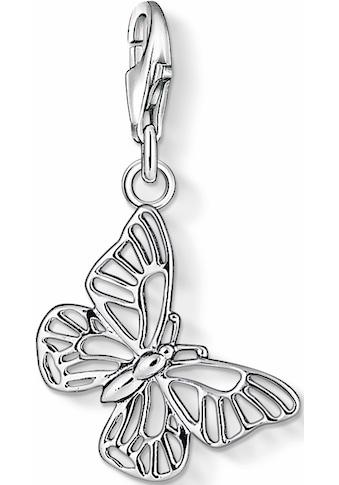 THOMAS SABO Charm-Einhänger »Schmetterling, 1038-001-12« kaufen