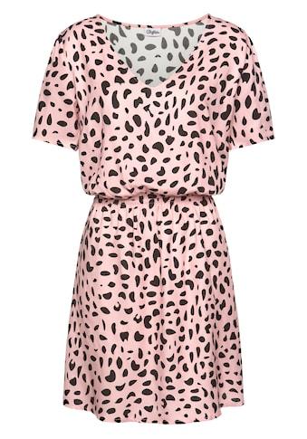 Buffalo Sommerkleid, mit Tupfenprint kaufen
