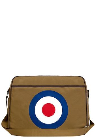LOGOSHIRT Tasche mit Target Motiv-Druck auf der Front kaufen