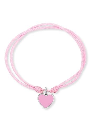 Herzengel Armband »Herz, HEB-HEART«, mit Emaille kaufen