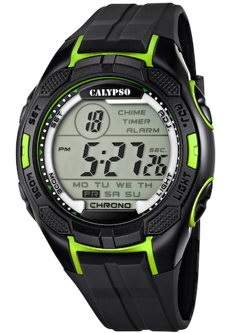 CALYPSO WATCHES Chronograph »Digital For Man, K5627/4« kaufen