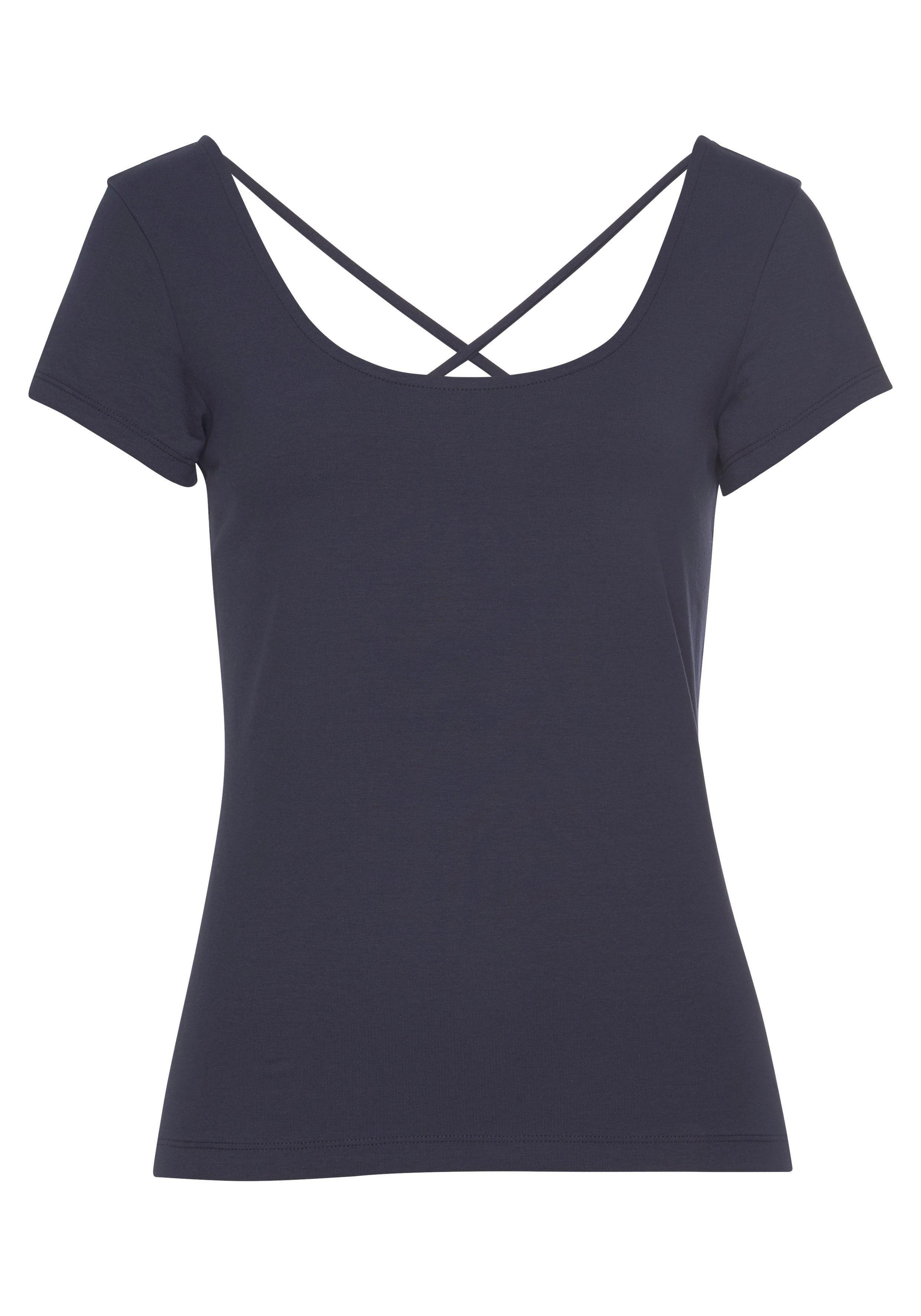 s.oliver beachwear - sOliver Beachwear Kurzarmshirt