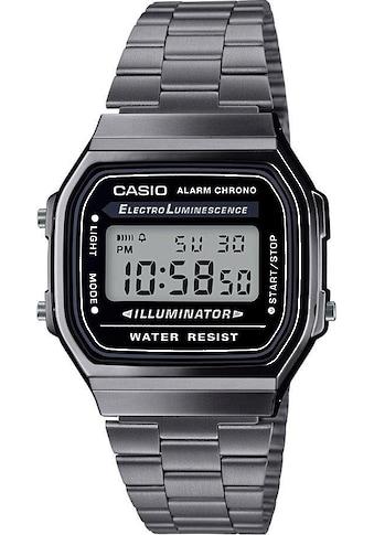 CASIO VINTAGE Chronograph »A168WEGG - 1AEF« kaufen