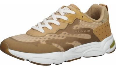 Scotch & Soda Sneaker »Lederimitat/Mesh« kaufen