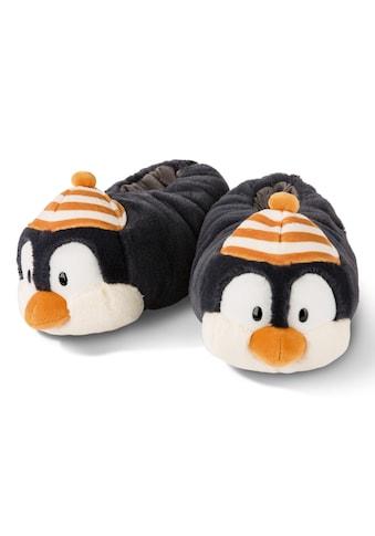 Nici Plüsch Hausschuhe »Pinguin Peppi« kaufen