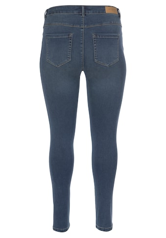 ONLY CARMAKOMA Slim-fit-Jeans »Augusta«, High Waist kaufen