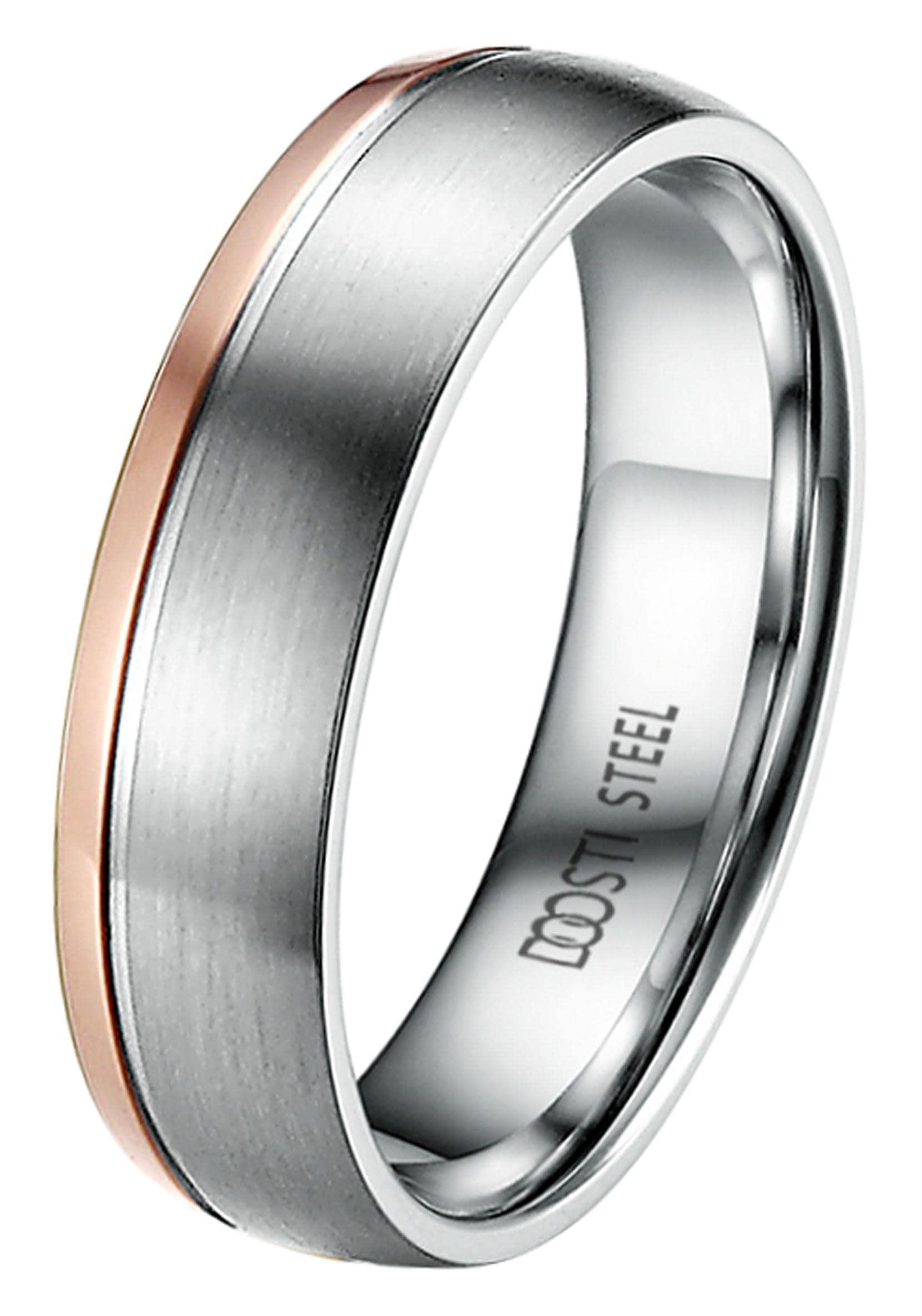 DOOSTI Trauring ST-048-D ST-048-H | Schmuck > Ringe > Trauringe | Doosti