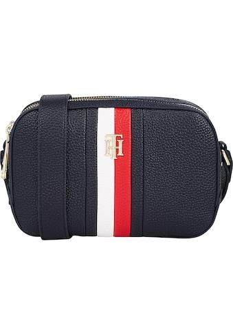 Tommy Hilfiger Mini Bag »TH ESSENCE CAMERA BAG CORP«, mit Kontraststreifen kaufen