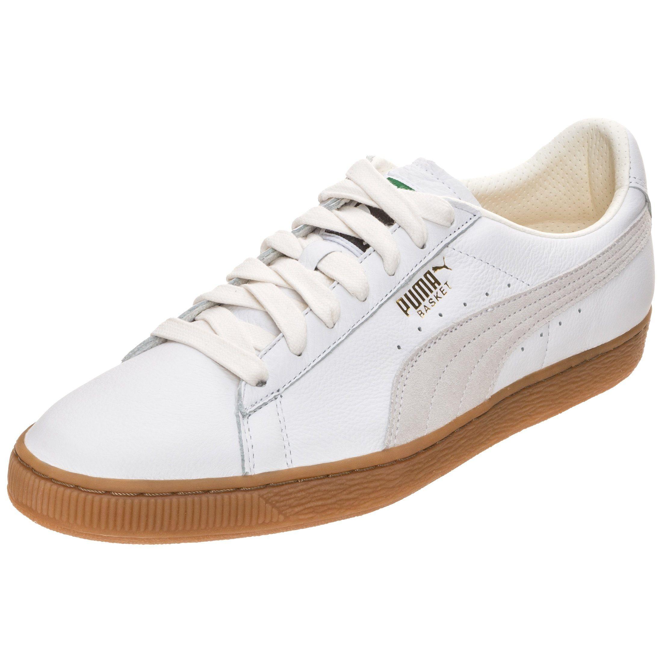 PUMA Sneaker »Basket Classic Gum Deluxe«