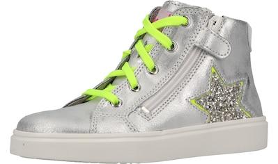 Richter Sneaker »Leder/Textil« kaufen