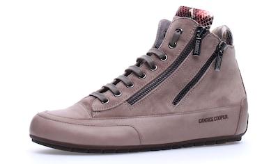 Candice Cooper Sneaker »LUCIA ZIP«, mit Snake-Details kaufen