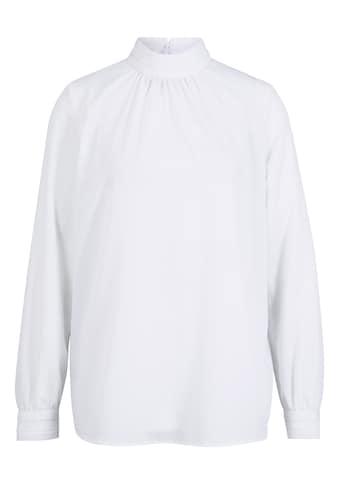 Bluse mit Raffung kaufen