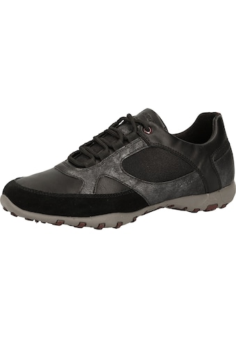 Geox Sneaker »Leder/Mesh« kaufen
