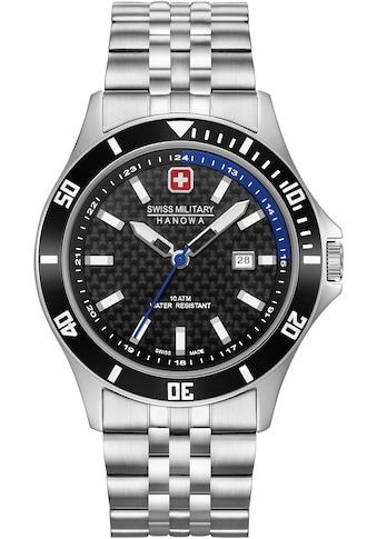 Swiss Military Hanowa Schweizer Uhr »FLAGSHIP RACER, 06-5161.2.04.007.03« kaufen