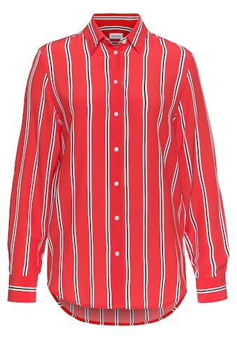 seidensticker Hemdbluse, mit Kontrast-Streifen kaufen
