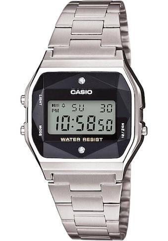 Casio Collection Multifunktionsuhr »A158WEAD - 1EF« kaufen