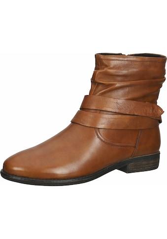 Spm Schnürstiefelette »Leder« kaufen