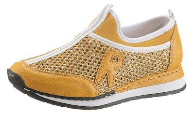 Rieker Slip-On Sneaker, in glitzernder Optik kaufen