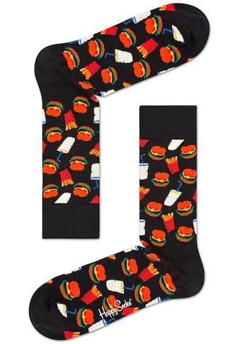 Happy Socks Socken Burger kaufen