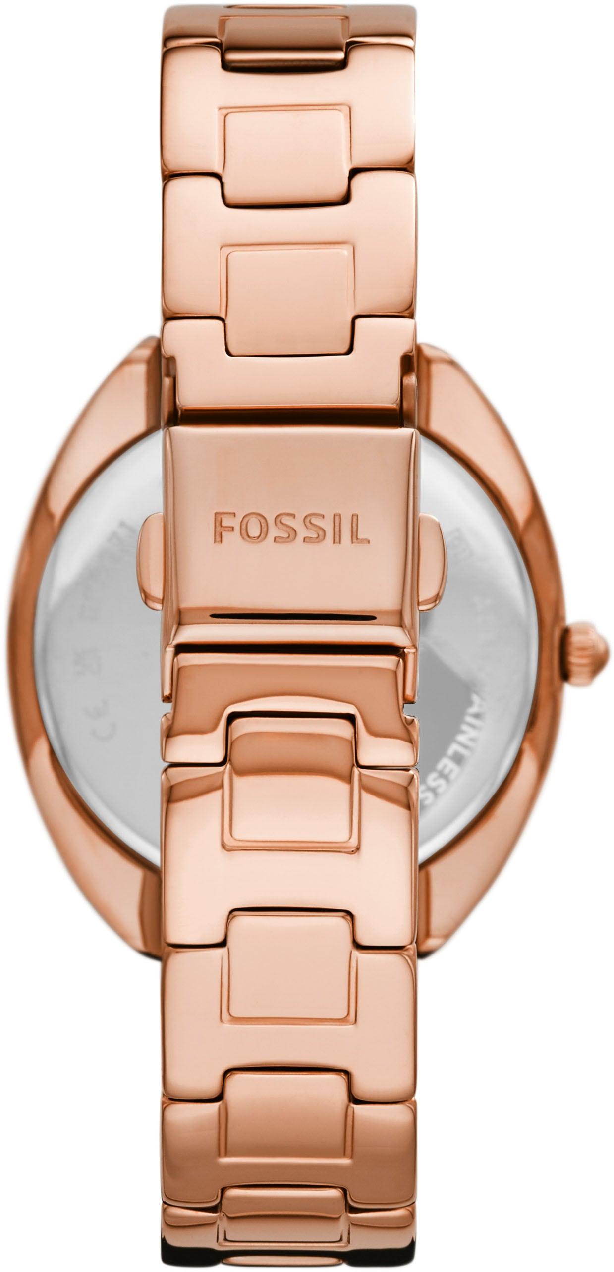 Fossil Quarzuhr GABBY, ES5070, (1 tlg.) günstig online kaufen