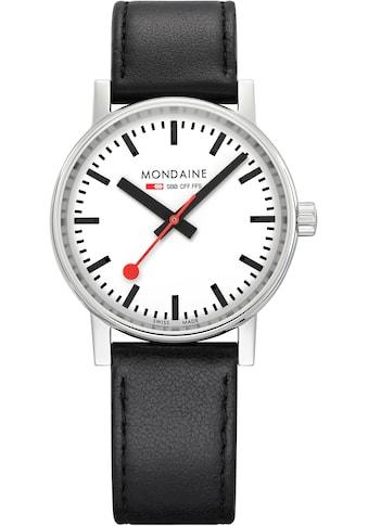 MONDAINE Schweizer Uhr »evo2, MSE.35110.LB« kaufen