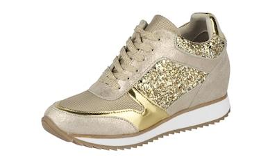 size 40 61b16 e9800 Sneaker für Damen in Gold online bestellen » I'm walking