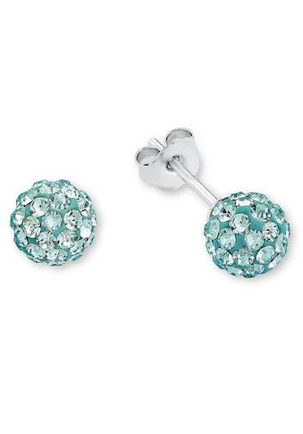 Amor Paar Ohrstecker »9189809«, mit Kristallglasstein kaufen