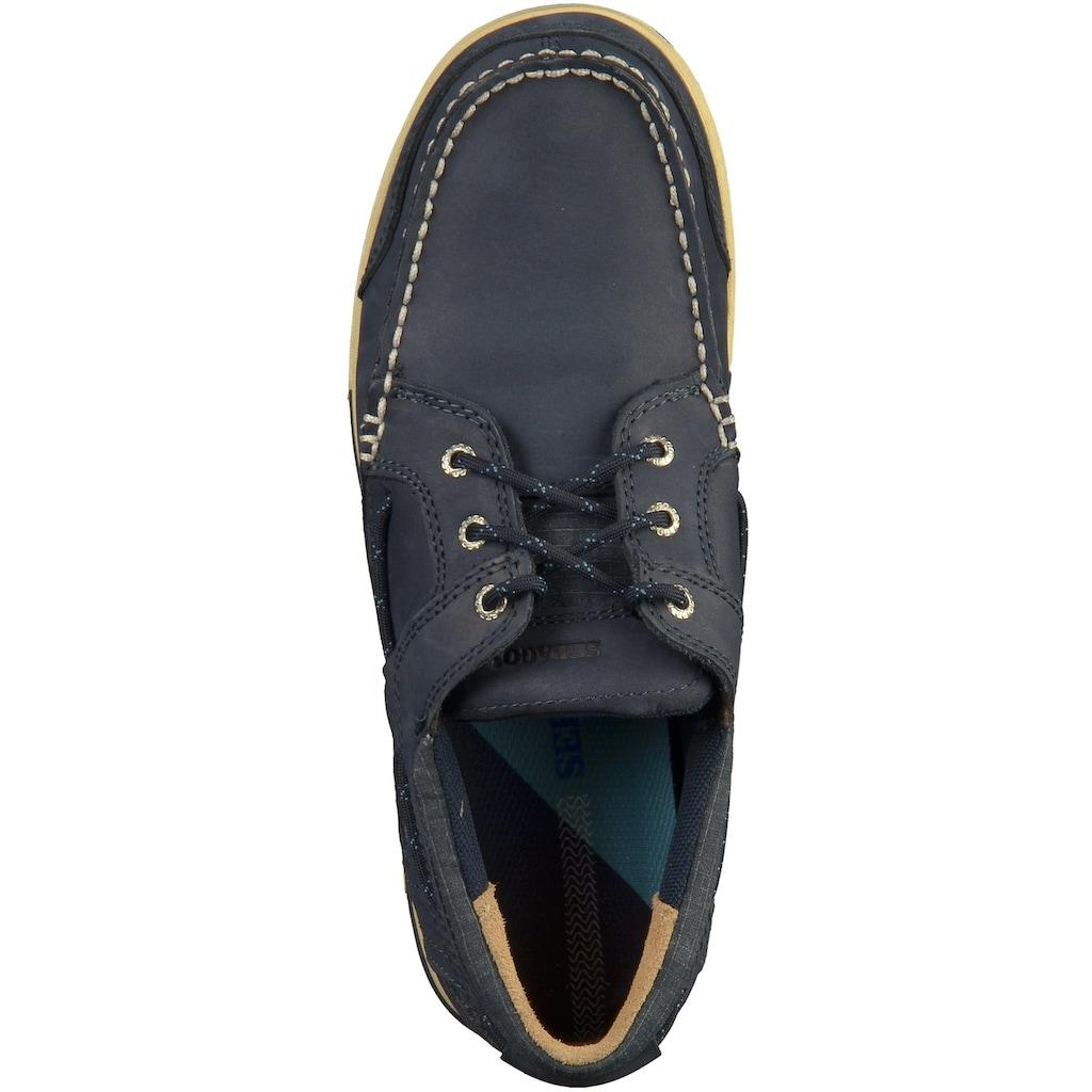 Sebago Bootsschuh »Leder/Textil«