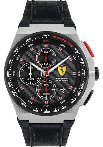 Scuderia Ferrari Chronograph »ASPIRE, 0830791« kaufen