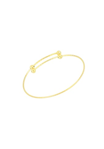 La Piora Armreif »Armreif«, geriffelt, gelbvergoldet 925/- Sterlingsilber kaufen