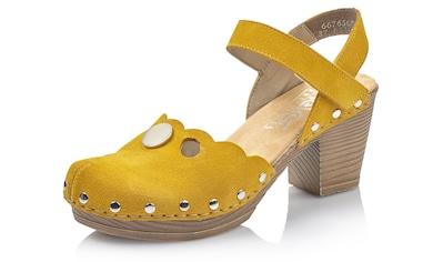 Rieker Sandalette, in aktueller Trendfarbe kaufen