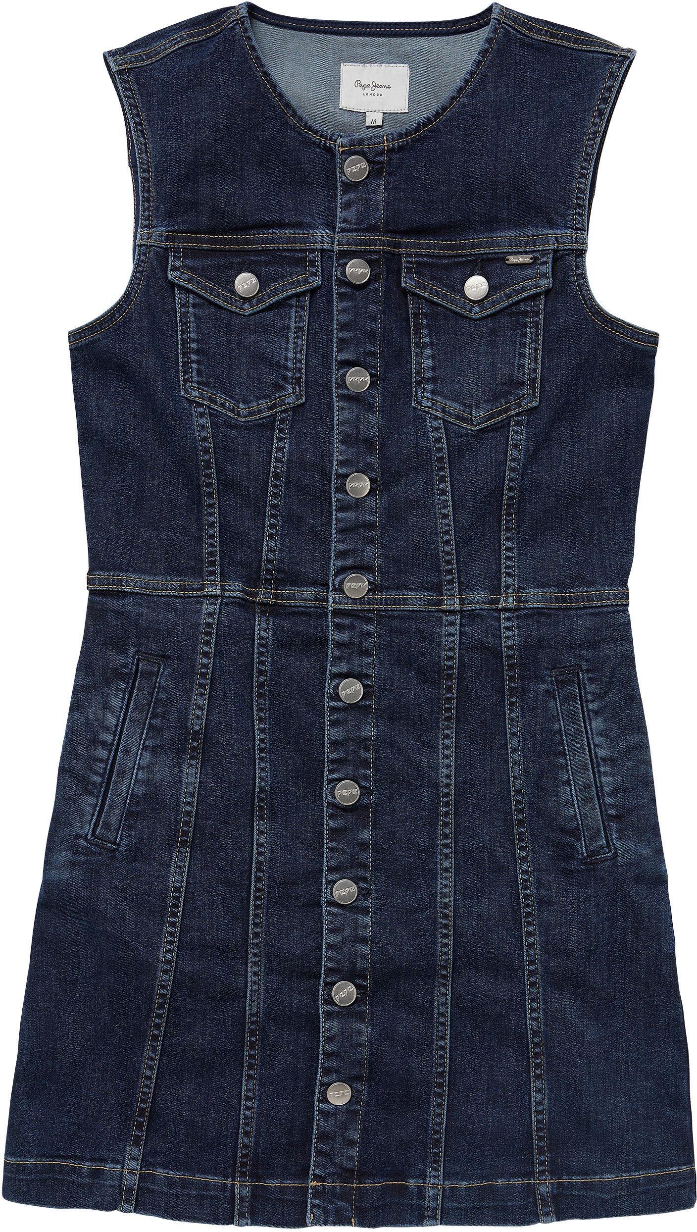 pepe jeans -  Jeanskleid LINEA