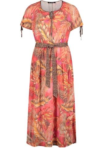 Betty Barclay Jerseykleid, mit Bindegürtel kaufen